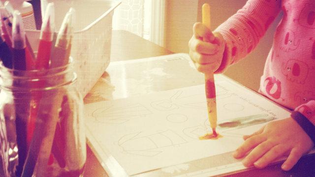 כיצד להגיב ליצירה של ילדכם